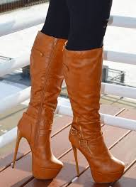 high heel boots for fall 8