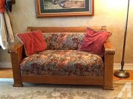 antique kroehler sofa bed