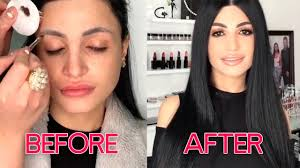 insane makeup transformations best before and after best videos