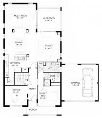 attractive extraordinary design ideas narrow lot homes home designs two y house plans