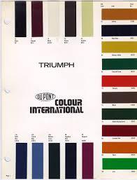 Dupont Color Chart For Cars 44 Memorable Dupont Automotive Paints Color Chart