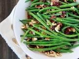 bacon walnut green beans