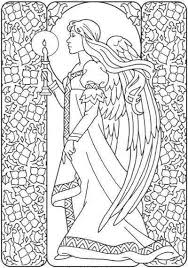 Angel Coloring Pages For Adults Awesome Angels Coloring Pages Lovely