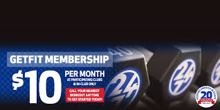 workout anytime getfit membership 10 a month