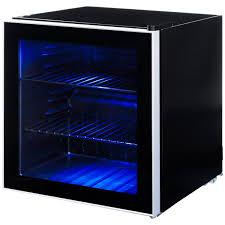 60 can beverage mini refrigerator w