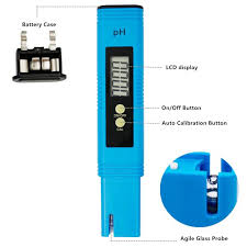 Ph Meter Calibration High Accuracy 0 01 Ph Meter With Automatic Calibration Water Quality