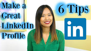 Linda Raynier Resume Sample How to Make a Great LinkedIn Profile 60 LinkedIn Profile Tips YouTube 26