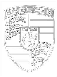 Kleurplaten Auto Logo
