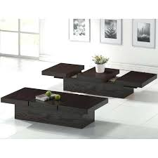 bayside furnishings storage coffee table with sliding top
