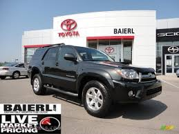 2008 Toyota 4Runner Sport Edition 4x4 in Shadow Mica - 003254 ...