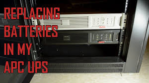 replacing batteries in my apc smartups 2200 youtube Apc Rbc43 Wiring Diagram replacing batteries in my apc smartups 2200 Apc Smart-UPS 5000 Battery