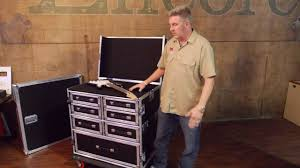 Guitar Technician Bon Jovi Workbox Guitar Tech Station Youtube