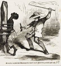 racial stereotypes of the civil war era