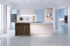 kitchen collection. Simple Kitchen Wren Kitchensu0027 Macaroon Collection  Milano In Rose With Kitchen Collection