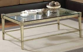 glass coffee table gold frame coffee table astounding tables metal and glass tall gold frame top