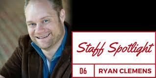 Staff Spotlight: Ryan, Resident Theatre Artist — Virginia Stage ...