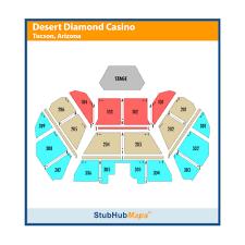 Desert Diamond Events And Concerts In Tucson Desert