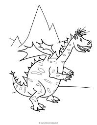Draak Dragon Kleuren Is Leuk