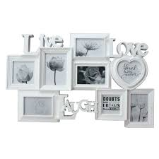 rustic collage frame the rustic 8x10 collage frame