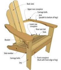 wood patio furniture plans. Adirondack Chair Plans Build A New Today With These FREE Plans! Wood Patio Furniture O