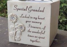Image result for dad funeral grave pot