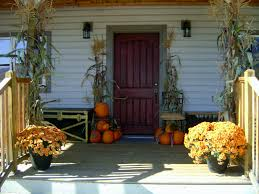 Front Door Decorating Autumn Front Door Decorating Ideas Door Design