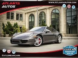 Value Lighting Marietta Georgia Used 2016 Porsche 911 Carrera S For Sale 58 999 Atlanta