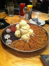 photo of bj s restaurant brewhouse cupertino ca united states pizookie party