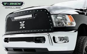 2018 dodge t rex.  rex amazoncom trex grilles 6314521 torch series grille with led light  automotive throughout 2018 dodge t rex