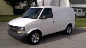 2003 Chevrolet Astro Cargo Photos, Specs, News - Radka Car`s Blog