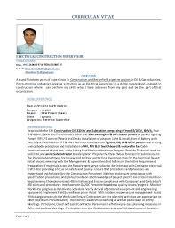 Laboratory Supervisor Resume From Professional Resume Writing