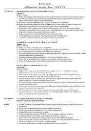Instructional Designer Resume Instructional Design Specialist Resume Samples Velvet Jobs 48