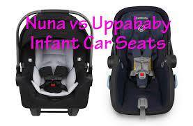 nuna vs uppababy kid sitting safe