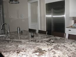 Antico Bianco Granite Kitchen Should My Ba Granite Be Smooth As Glass Help Please
