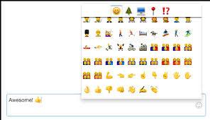 Send An Emoji In A Message Interaction Purecloud Resource