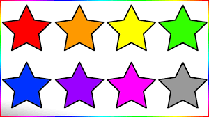 Small Picture Learn Colours For Children With Stars Coloring Pages Twinkle