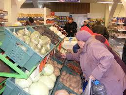 Виктория Романюк открыла й магазин Первого Республиканского  В Макеевке открылся 50 й по счету Первый Республиканский супермаркет