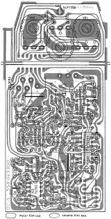 boss oc 2 dual octave down guitar pedal schematic diagram boss oc 2 octave circuit board component side