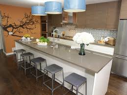 Long Kitchen Island Kitchen Island Bars Hgtv