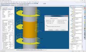 Pressure Vessel Skirt Design Pressure Vessel Supports And External Loads Codeware
