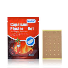 <b>8pcs</b> Capsicum Plaster <b>Hot</b> Pain Relieving Patch Joint Neck Pain ...