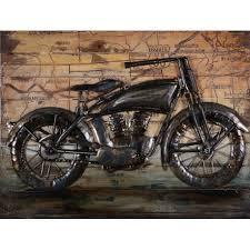 motorbike 3d metal wall art on motorbike metal wall art uk with motorbike 3d metal wall art blackbrook interiors
