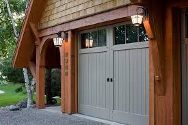 craftsman style garage doorsDecorative garage doors garage craftsman with outdoor lamp garage