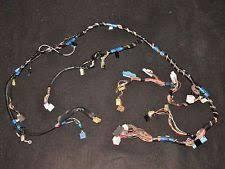 toyota supra wiring harness 1990 toyota supra 7mge dash speedometer radio wiring harness oem