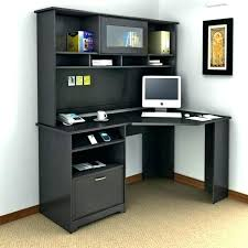 shelves above desk with storage throughout decor 18
