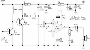 Propagasi gelombang radio adalah sifat dari gelombang radio saat merambat dari satu titik ke titik lainnya. Niguru Com Radio Fm Sederhana Diperkuat Oleh Ic Lm386