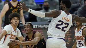 Suns' OT win over Cavs shows 2 teams ...