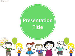 Free Children Powerpoint Template Download Free Powerpoint Ppt