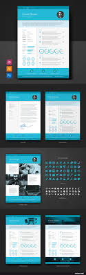 67 Best Resume Templates Images On Pinterest Resume Templates