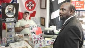 Racist KKK Redneck Shop Now Owned by Black Church in South.